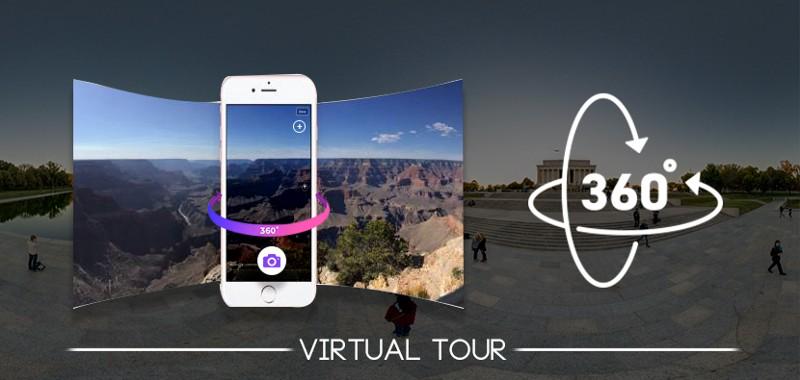 VR 360°