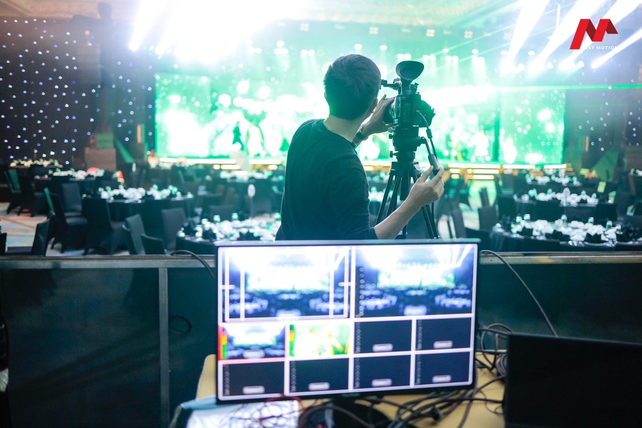 fastmotion quay phim sự kiện