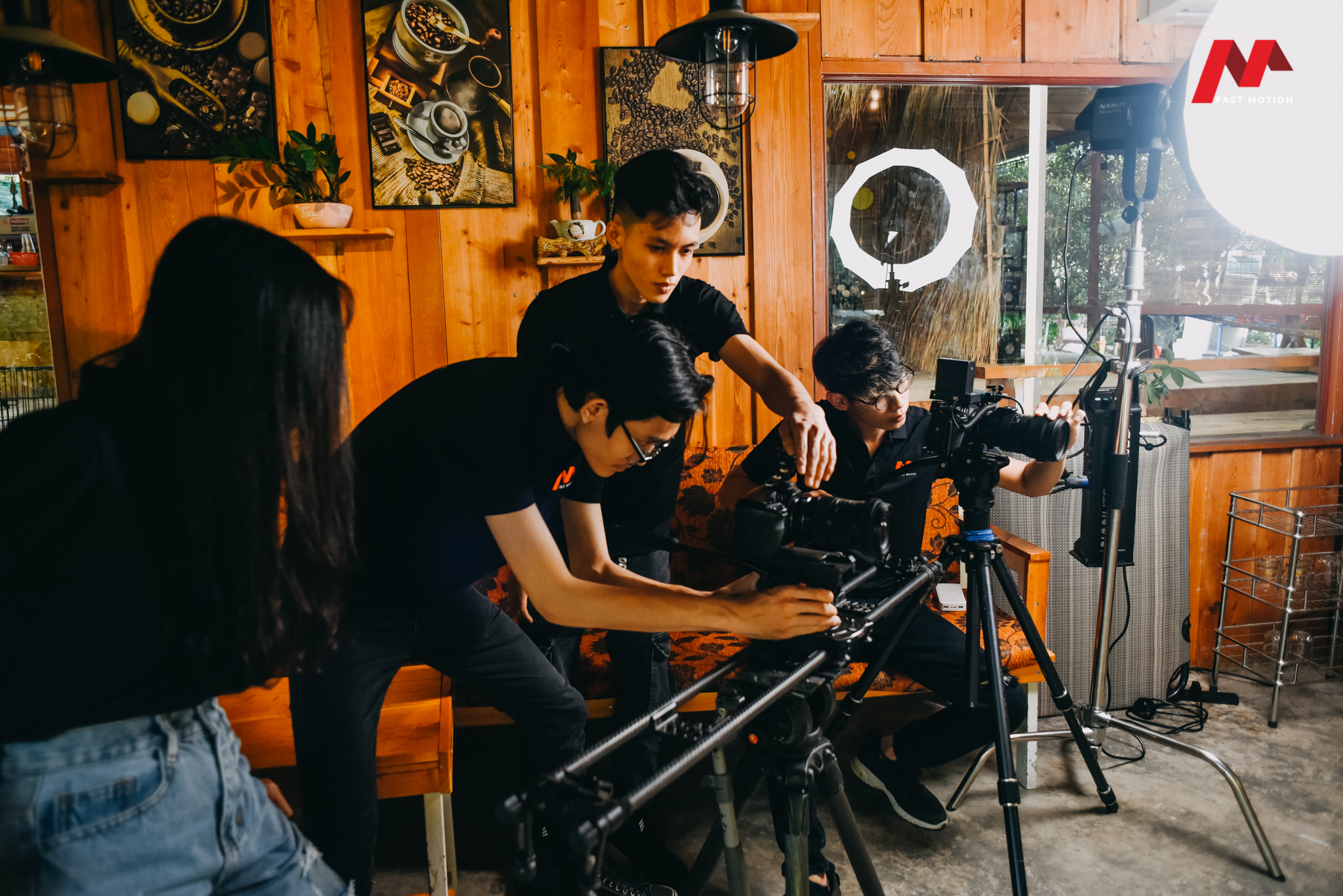 Fast Motion chuyên quay phim Nha Trang